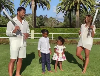 Ciara And Russell Wilson Reveal The Gender Of Baby Number Three!