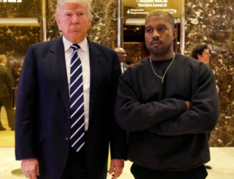 Kanye West Still Doesn't Get It, Promises To Vote For Donald Trump In 2020