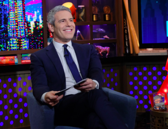"""Andy Cohen Could Not Donate Potentially Life-Saving Plasma Due To """"Discriminatory"""" FDA Guidelines Against Gay Men"""