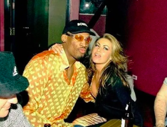 Carmen Electra Recalls That One Time Dennis Rodman Made Love To Her All Over The Chicago Bulls' Practice Facility