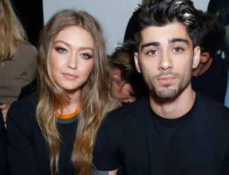 It's Official: Gigi Hadid And Zayn Malik Are Expecting Their First Child Together