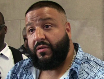 DJ Khaled Goes On Instagram Live To Chat With Fans, Shuts Everything Down When A Wild Twerker Appears (VIDEO)
