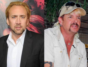 Joe Exotic's Husband Dillon Passage Is Thrilled With Nicolas Cage Casting News, Reveals Who He Wants To Play Him