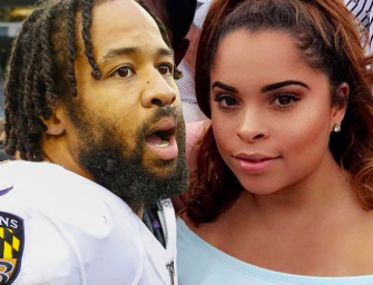 NFL Player Earl Thomas Held At Gunpoint By His Wife After Being Caught Naked In Bed With Another Girl