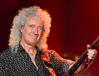 'Queen' Guitarist Brian May Takes Selfie Inside Hospital After Ripping His Butt Muscles To Shreds