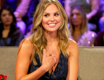 "Bachelorette Star Hannah Brown Says The N-Word While ""Rapping"" (CLIP)"