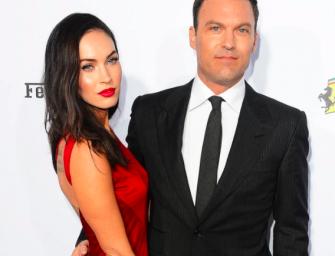 "Megan Fox Is ""Hooking Up"" With Machine Gun Kelly Following Split From Husband Brian Austin Green"