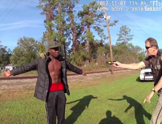 Body Cam Footage Shows Cops Trying To Tase Ahmaud Arbery Back In 2017 While His Hands Were Up