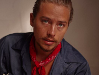 Twitter Is Losing It, Says Cole Sprouse Looks Like Terrence Howard In New Photoshoot