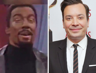 Jimmy Fallon Forced To Apologize After SNL Blackface Sketch From 2000 Resurfaces