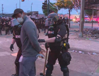 CNN Crew Arrested On Live TV By Power Hungry State Police In Minnesota (VIDEO)