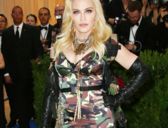 "Madonna Is Getting Slammed For Video Of Son Dancing To ""Honor"" George Floyd (VIDEO)"