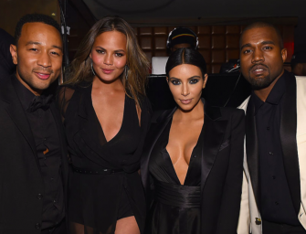 John Legend Talks About Not Being Friends With Kanye West Anymore