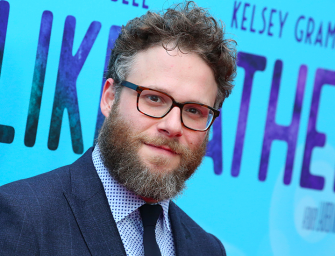 Seth Rogen Goes OFF On Racists Who Had A Problem With His 'Black Lives Matter' Post