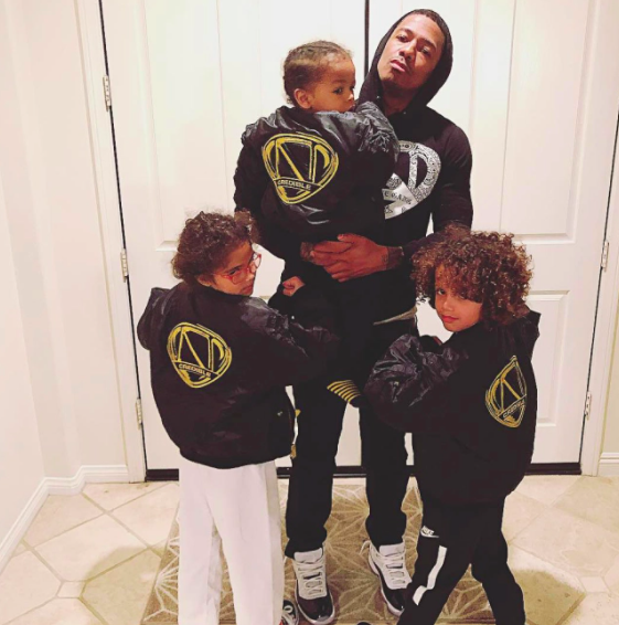 Nick Cannon Says His Children Fear The Police