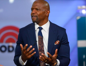 "Terry Crews Responds After Receiving Lots Of Hate For His ""Black Supremacy"" Tweet"