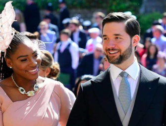 Serena Williams' Husband Alexis Ohanian Steps Down From Reddit Board, Suggests They Replace Him With Black Candidate