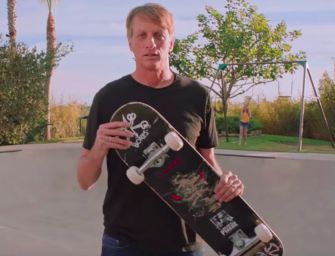 Tony Hawk Shares Awful Photos Of Dislocated Fingers Following Skateboarding Accident