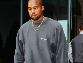 Kanye West Entering The Beauty World, Files 'Yeezy' Trademark To Start Own Beauty Line