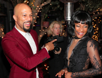 Common And Tiffany Haddish Go Public With Their Relationship? Attend 'Black Lives Matter' Protest Together