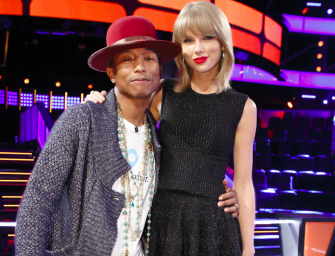Both Pharrell Williams And Taylor Swift Give Employees Day Off, Say Juneteenth Should Be Paid Holiday