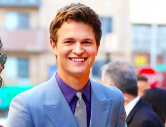 Actor Ansel Elgort Is Getting Canceled On Twitter After User Accuses Him Of Sexual Assault