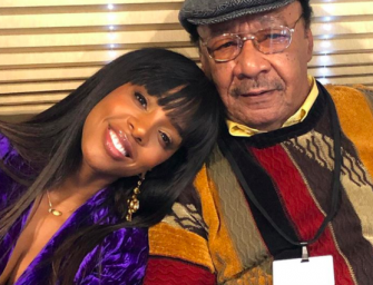 Kelly Rowland Makes Special Father's Day Post About Reconnecting With Her Dad After 30 Years
