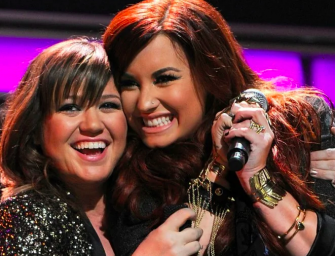 Kelly Clarkson Opens Up To Demi Lovato About Her Own Struggle With Depression