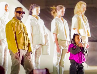 Kanye West Is Teaming Up With Gap, Signs 10-Year Deal With The Company To Launch Yeezy Gap