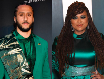 Colin Kaepernick Has Teamed With Ava DuVernay For Netflix Series About His High School Years
