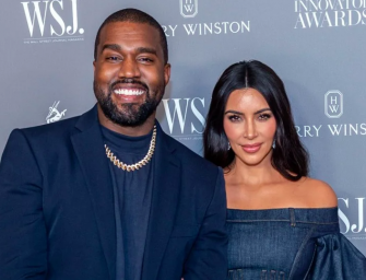 Kanye West Drops New Single With Travis Scott, Also Congratulates Kim Kardashian On Billionaire Status