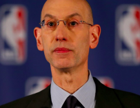 NBA Commissioner Says Season Still Set To Resume, But New COVID-19 Spread Could Impact It