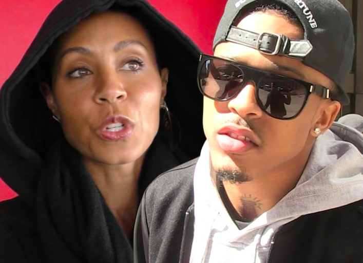 What In The Hollyweird? August Alsina Claims Will Smith Gave Him Permission To Sex Up Jada Pinkett Smith!