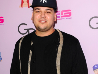 How Did Rob Kardashian Get To The Healthy Mind Space He's In Right Now? Walks, Apparently!