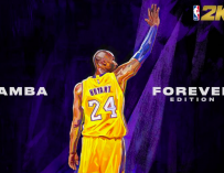 Kobe Bryant Honored On The Cover Of NBA 2K21 'Mamba Forever' Edition