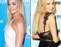 Denise Richards Speaks Out About Alleged Lesbian Affair With Brandi Glanville