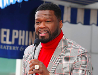 50 Cent Loses His Cool, Throws Tables And Chairs At Real Life Troll In New Jersey