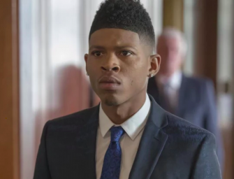 'Empire' Star Bryshere Gray Arrested After Standoff With Cops Over Domestic Dispute
