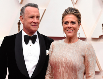 Tom Hanks Talks More About His Coronavirus Battle, Says His Butt Was Incredibly Sore…SAY WHAT?
