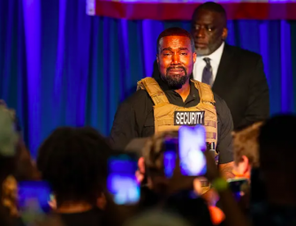 Kanye West Had His First Campaign Rally On Sunday Night, And It Was A Complete Mess…Oh My God