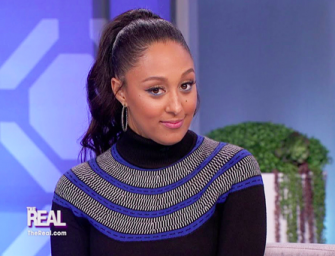 Did Tamera Mowry Leave 'The Real' Because Of Massive Salary Deduction? She Says NO!