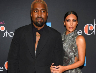 After Kanye West Tweets About Divorcing Kim Kardashian, She Releases Statement On His Mental Health