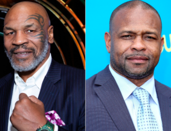 He's Baaack! Mike Tyson Is Fighting Roy Jones Jr In Surprise Return To The Boxing Ring, Get The Details Inside!