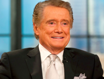 Kathie Lee Gifford Talks About The Last Time She Saw Regis Philbin Before His Death