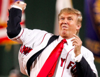 Wait, What? Donald Trump Made Up Story About Throwing Out First Pitch At Yankees Game Because He Was Jealous Of Fauci?