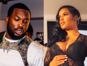 Meek Mill And Milan Harris Split Just 3 Months After Welcoming Their Son Into The World