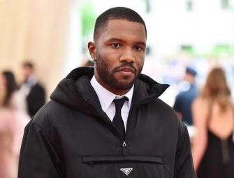 Frank Ocean's Younger Brother Dies In Fiery Car Crash In California