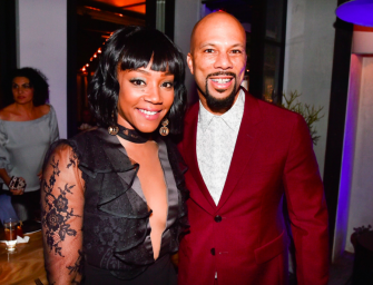 Tiffany Haddish Confirms Relationship With Common, Says It's The Best She's Ever Had