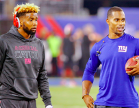 Victor Cruz Agrees With Odell Beckham Jr., Says NFL Should Skip 2020 Season