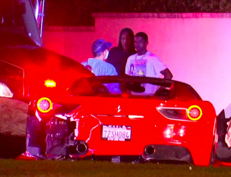 Diddy's Son King Combs Says Life Flashed Before His Eyes After Getting Hit By Drunk Driver